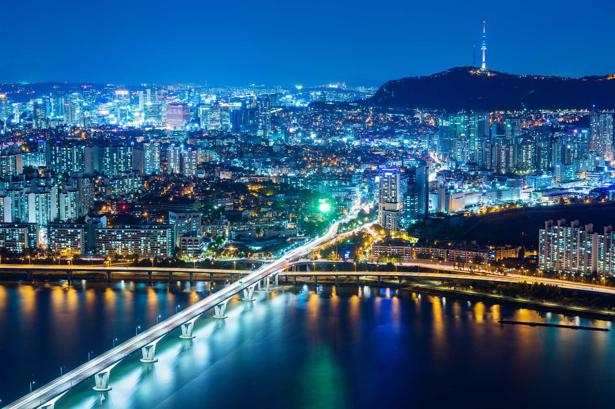 Actualiza Web, Korea del Sur