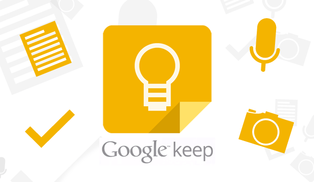 Actualiza Web, Google Keep