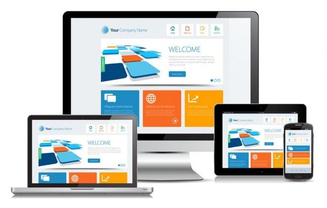 Actualiza Web, diseño responsivo