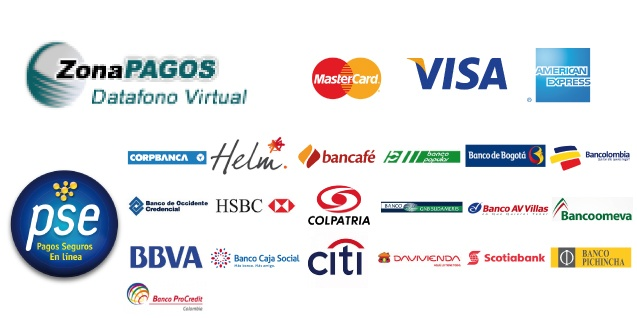 Actualiza Web, pasarela de pagos