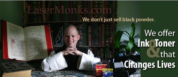 Actualiza web, laser monks