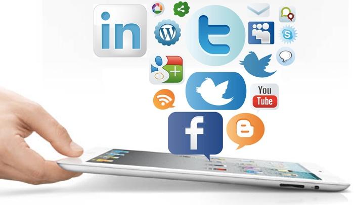 Actualiza Web, blog y perfiles sociales