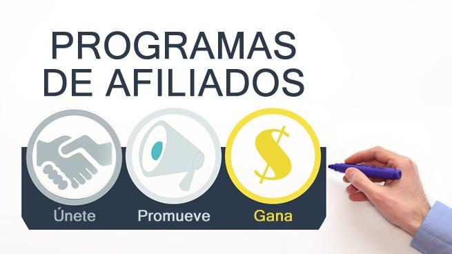 actualiza web, Programa de afiliacion