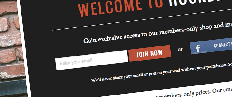 actualiza web, lista de correos